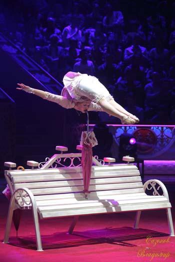 Итоги  14-ого Международного фестиваля циркового искусства в цирке Никулина