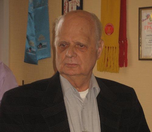 Ушел из жизни народный артист СССР Ю.М. Ермолаев