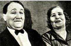 ПЕТР ДМИТРИЕВИЧ РУССО и его супруга АННА ПЕТРОВНА