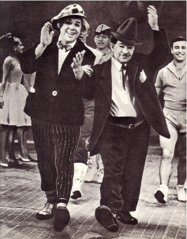 Журнал Советский цирк. Декабрь 1967. Олег Попов и Карандаш