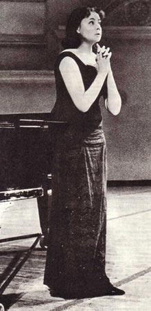 «Я помню чудное мгновенье...». Поет Лилия Гриценко, народная артистка РСФСР