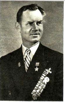 Захар Артемьевич Сорокин, Герой Советского Союза
