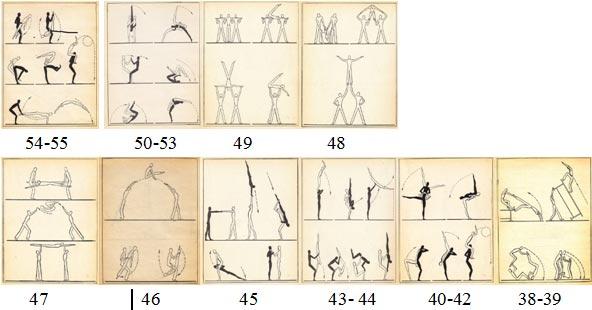 Акробатические трюки