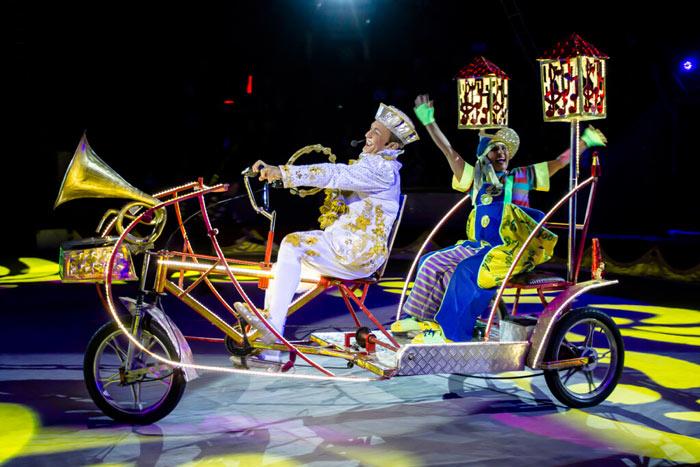 «Росгосцирк» и цирк Никулина представят в Туле «Международную программу»