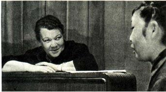 Ирма Петровна Яунзем — народная артистка РСФСР