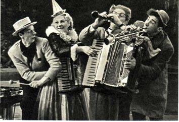 Музыкальные эксцентрики Бирюковы