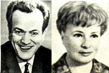 Бен Бенцианов, Тамара Кравцова