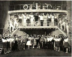 Премьера циркового спектакля «Праздничный рейс».