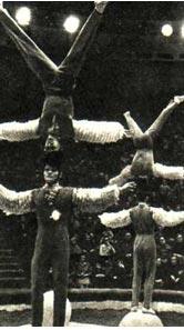 Группа эквилибристов Балтос