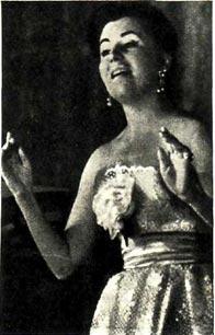 Мария Ремола. Фото В. Смирнова