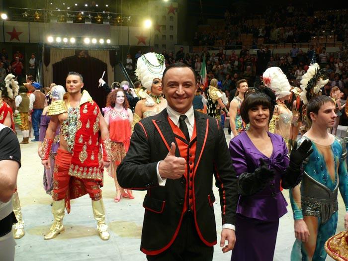 В Ижевске завершился VII Международный цирковой фестиваль
