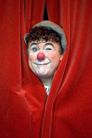 Знаменитый клоун Дэвид Ларибле примет участие в VII Всемирном фестивале клоунов