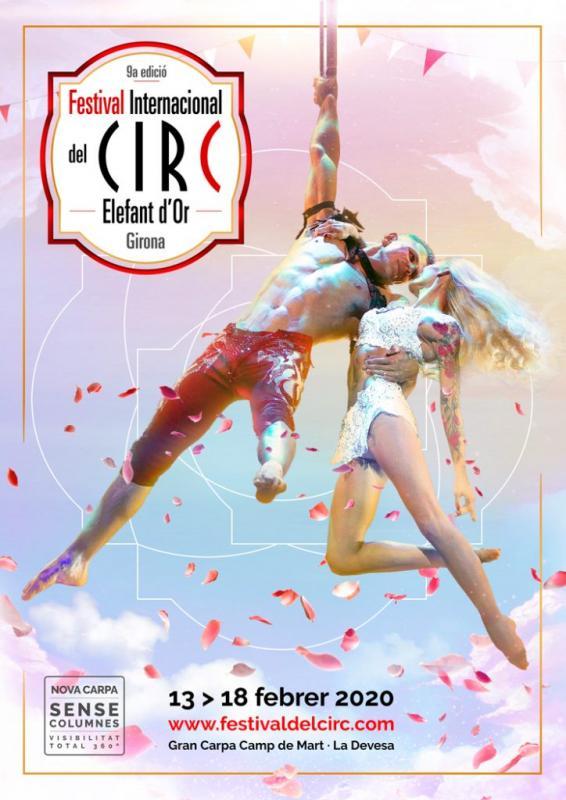 Жюри циркового фестиваля в Жироне