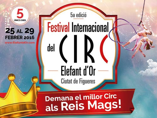 В Испании стартует V Международный цирковой фестиваль «Город Фигерес»