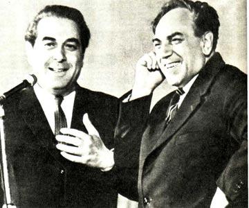 Л. Миров и М. Новицкий