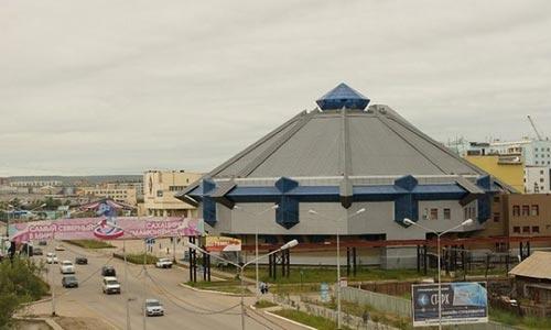 В Государственном цирке Республики Саха (Якутия) IV Международный детский цирковой фестиваль «Мамонтенок - 2014».