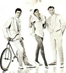 Велофигуристы БРОКВЕЙ