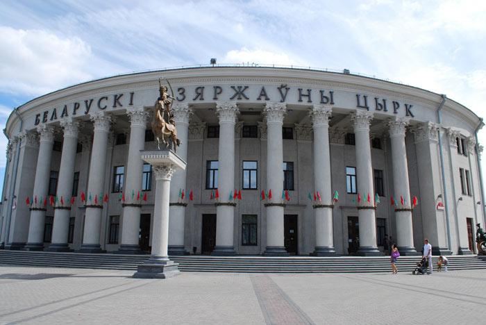 В Минске пройдет международный фестиваль циркового искусства