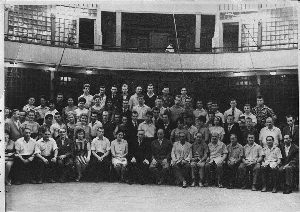 Выпуск ГУЦЭИ 1964