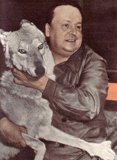 Обложка Журнала Советский цирк. Февраль 1965 НАРОДНЫЙ АРТИСТ Ю.Г. ДУРОВ
