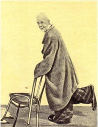 Грок (1880—1959) — всемирно известный музыкальный клоун (настоящая фамилия А. Вегтах)