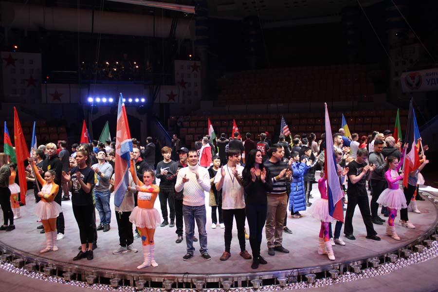 XI Международный цирковой фестиваль в Ижевске