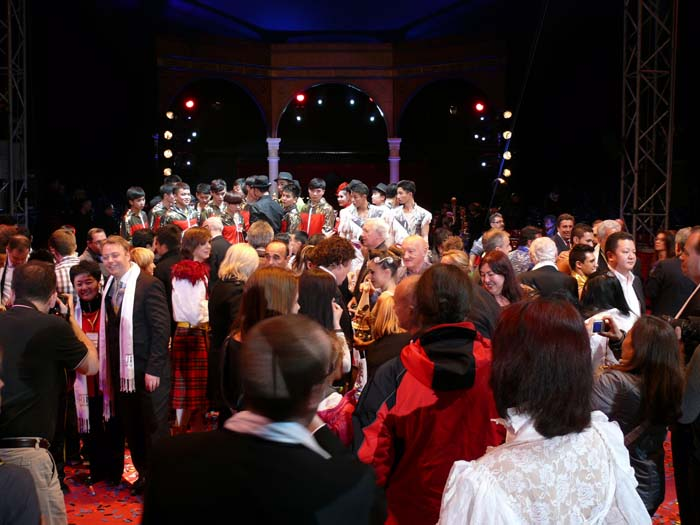 III Международный цирковой фестиваль «Кастильо де Фигерес»