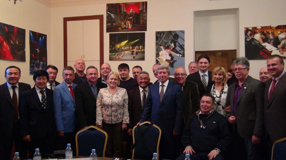 В Москве прошел Международный саммит руководителей цирков