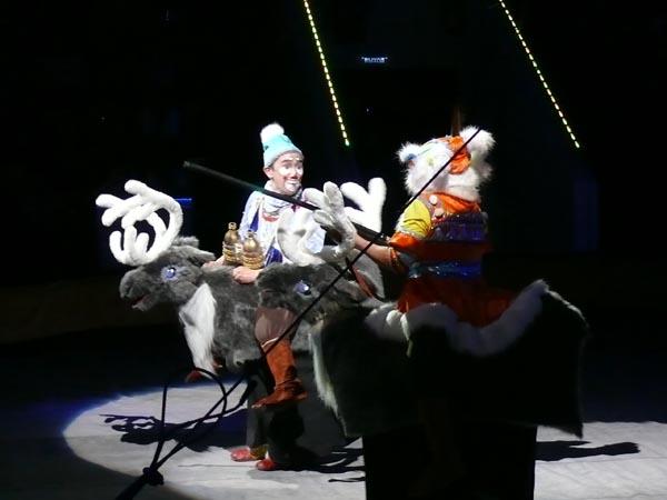 цирковая шоу программа «Тепло вечной мерзлоты».
