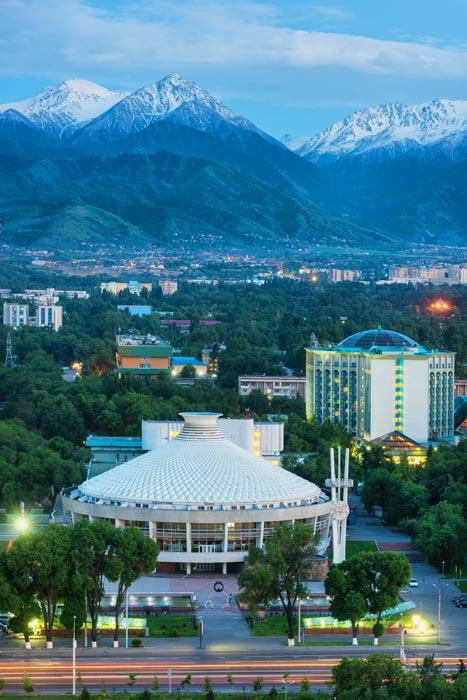 В честь 45-летие Казахского цирка в Алма-Ате пройдут праздничные мероприятия