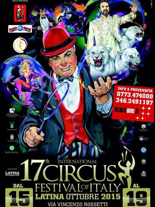 В Италии завершился XVII Международный фестиваль циркового искусства