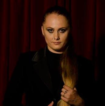 Дрессировщица львов Ольга Борисова