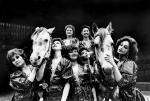 Девушки-джигиты, наездницы под рук.Валентины Кульковой. 1985г..jpg