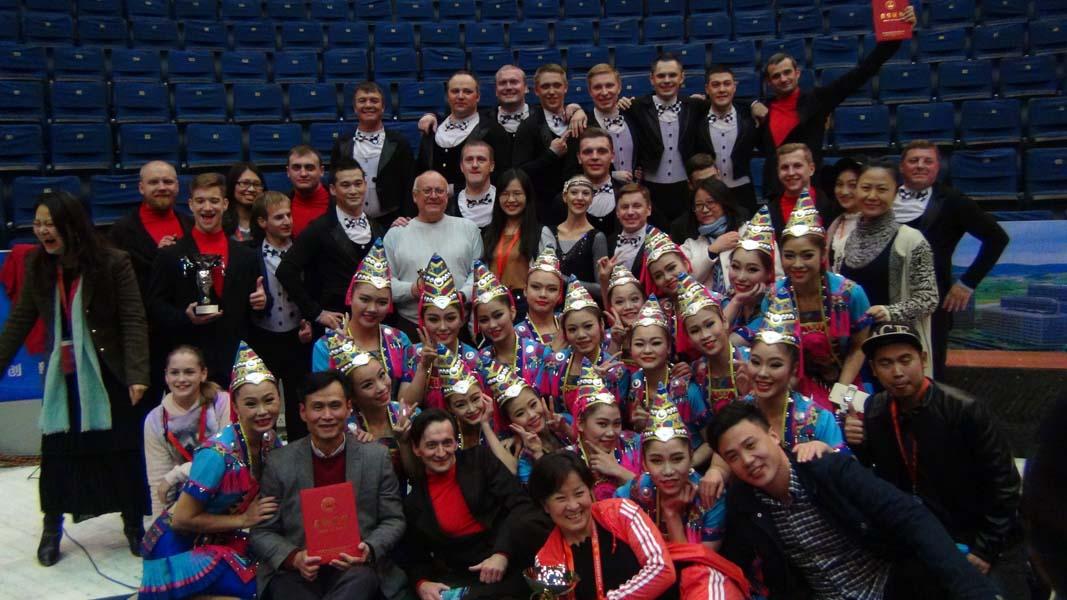 Итоги 12-ого Международного фестиваля акробатического искусства в Ухане