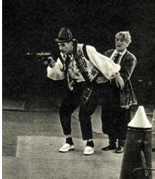 В. БАЙДА и П. КОПЫТ. Фото  Ю. ВАЛУЕВА