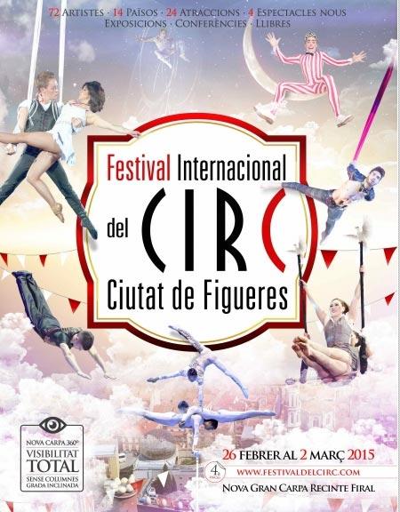 IV Международный цирковой фестиваль «Кастильо де Фигерес»