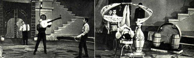 Танец с гитарой Б. БРЕСЛЕРА. Антиподистка Е. КАЙСЫН