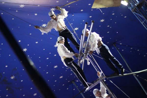 "Программа ""Советский цирк""компании «Интерцирк» Олега Кононова в Калининграде"