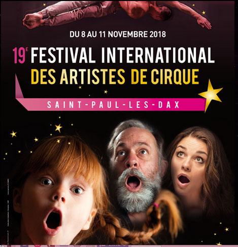 В Сен-Поль-ле-Дакс проходит фестиваль циркового искусства