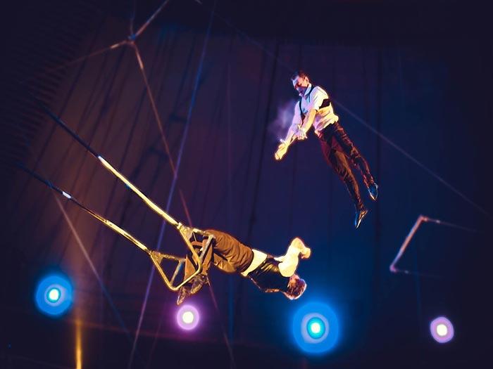 Экстрим-группа «HEROES» представит Россию на цирковом фестивале в Ижевске