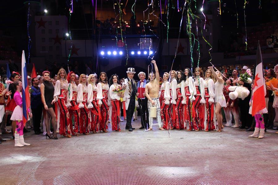 Итоги циркового фестиваля в Ижевске