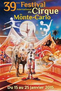 39-ый Международный фестиваль циркового искусства «Cirque de Monte-Carlo».