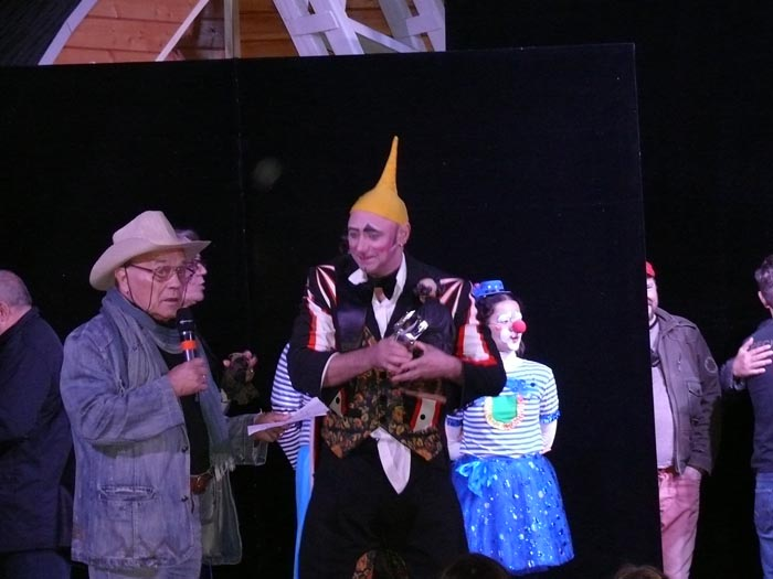 В парке Сокольники завершился Открытый Фестиваль клоунского искусства