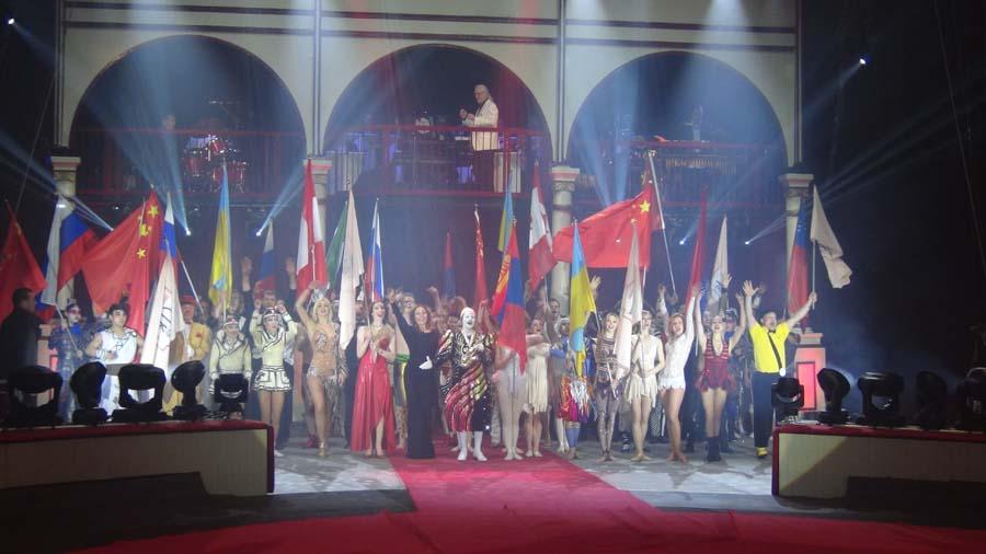 Итоги циркового фестивале в Фигерасе
