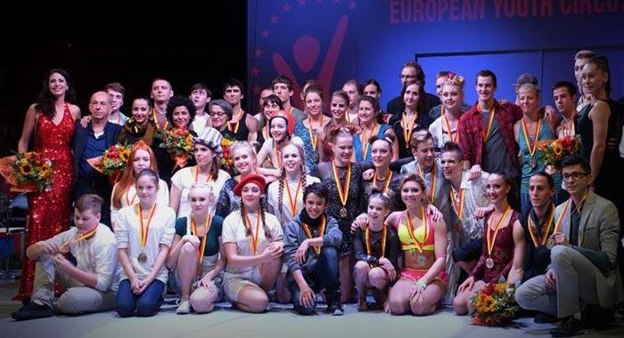 Российские артисты цирка завоевали «Золото» на цирковом фестивале в Висбадене