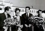 Игорь Кио, Эдуард Середа, Эмиль Кио и Андрей Николаев.jpg