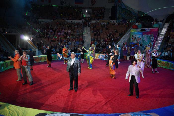 Говорят участники VII Всемирного фестиваля клоунов в Екатеринбурге