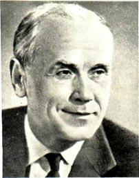 Борис Бабочкин, народный артист СССР