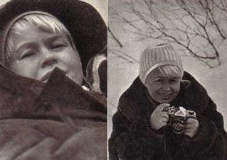 Александра Пахмутова на Севере
