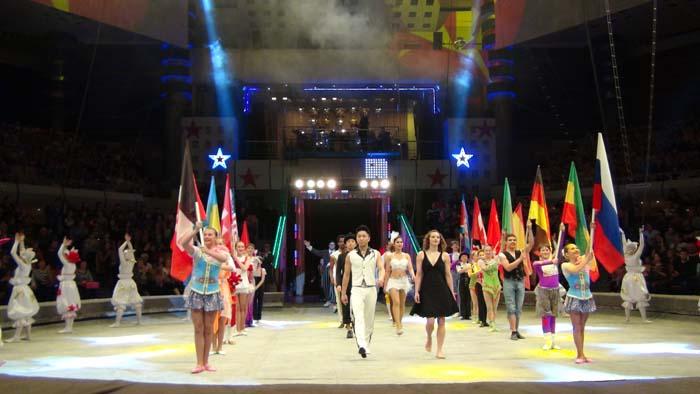 В Ижевске завершился 8-ой Международный фестиваль циркового искусства